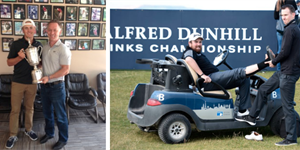 What Performance Therapy Looks Like For Top Golfers
