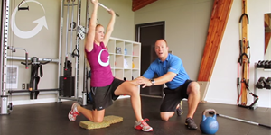 The 30 Minute Rotary Power Workout from Jason Glass