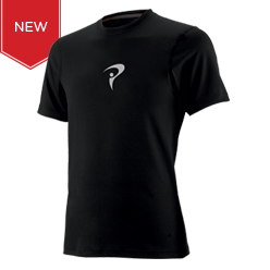 Engage II - Short Sleeve Training Tee (Carbon Black)
