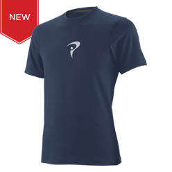 Engage II - Short Sleeve Training Tee (Steel Blue)